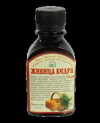 Масло живичное Кедровое 5%